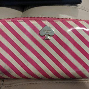 Kate Spade Candy Stripe Wallet